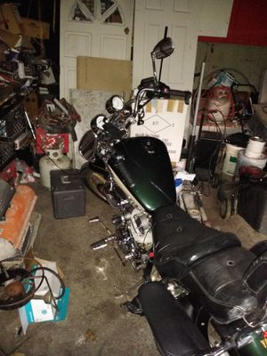 Yamaha x700 clean title 1987 for Sale in Independence, OH