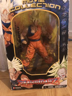 Battle Damaged Goku for Sale in The Bronx, NY