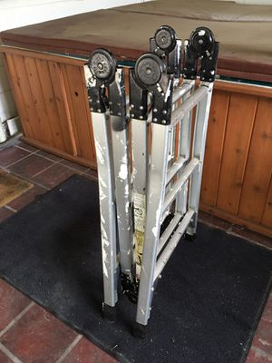 Ladder multiple positions compact for Sale in Tampa, FL