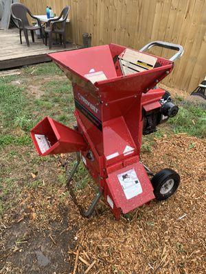 Troy Bilt wood cheaper mulcher for Sale in Austin, TX