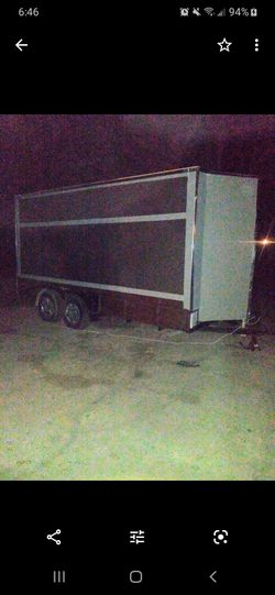 16 Ft Car Hauler for Sale in Tomball,  TX