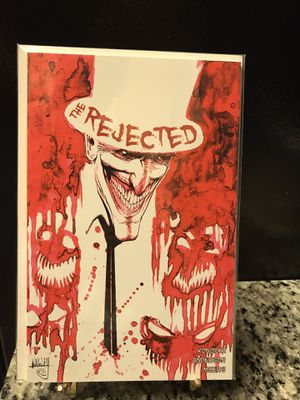 The Rejected 1 2nd print for Sale in Pinecrest, FL