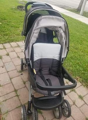 Twin Stroller black. for Sale in Miami, FL