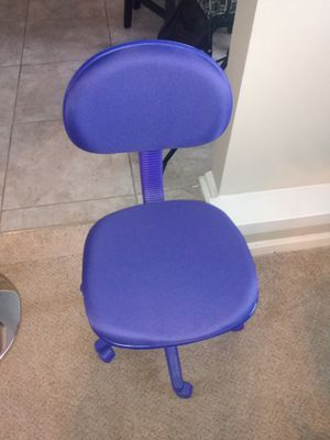 Brand new kiddie purple office chair for Sale in Jonesboro, GA