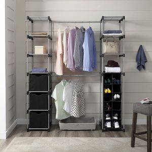Preowned Mainstays Closet Organizer for Sale in Columbus, OH