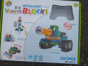 R/c Lego intelligent blocks TANK ROBOT kit for Sale for sale  Kelso, WA