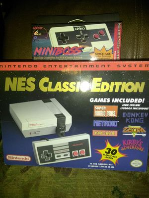 Nintendo NES Classic Edition for Sale in Martinsburg, WV