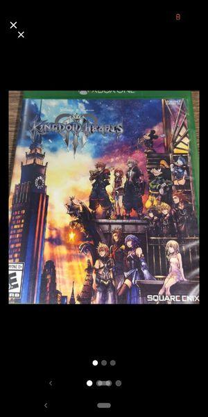 Kingdom Hearts III: Xbox One for Sale in Brooklyn, NY