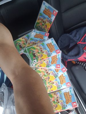 Animal crossing Nintendo switch awsome games so much fun for Sale in Irving, TX