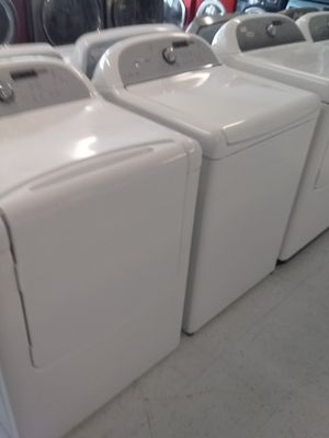 Whirlpool cabrio washer and dryer used good condition 90days warranty 🔥🔥 for Sale in Mount Rainier, MD