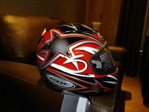 Motorcycle helmets new for Sale in Turtle Creek, PA