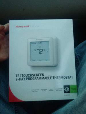 Honeywell Touchscreen thermostat for Sale in Florissant, MO