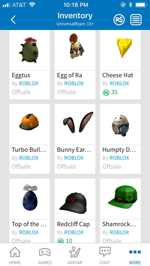 Cheese Hat Roblox Roblox Acc For Sale In Inglewood Ca Offerup