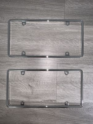 ProElite Chrome Slim Rim License Plate Frame for Sale in Hawthorne, CA