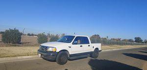 Ford crew cab.. Like chevy Silverado dodge for Sale in Fresno, CA