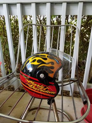 Child's motorcycle helmet for Sale in Converse, TX