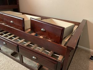 Twin size plus pullout bed for Sale in Corpus Christi, TX