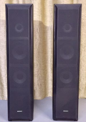 High-Performance Sony SS-F6000P Floor standing speakers for Sale in Naperville, IL