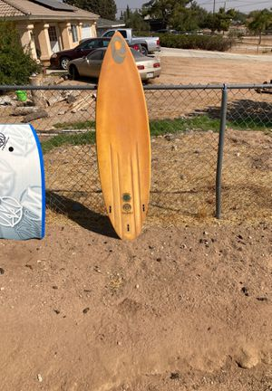 Curren tower surfboard for Sale in Hesperia, CA