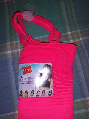 Brand new pull over bandini bra size large 5.00 for Sale in Norfolk, VA