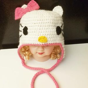 Crocheted Hello Kitty Hat for Sale in Winter Springs, FL