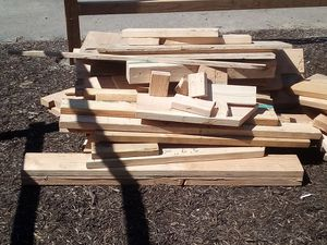 Wood scraps for Sale in Prineville, OR