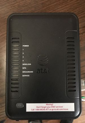 AT&T modem/ WiFi router for Sale in Greenville, SC