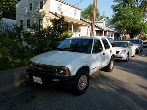 1997 Chevy Blazer 4x4 for Sale in Mount Rainier, MD