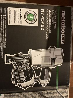 Nailer brand new Hitachi brand check my page many other things for good w for Sale in New Britain,  CT