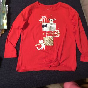 4T Christmas Shirt for Sale in Oregon City, OR