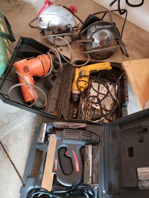 Power tools for Sale in Menifee, CA