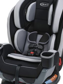 Graco Extend2Fit 3 in 1 Car Seat | Ride Rear Facing Longer with Extend2Fit, Garner for Sale in Los Angeles,  CA