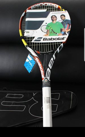 NEW RACKET BABOLAT AEROPURE DRIVE FRENCH OPEN TENNIS RACQUET for Sale in ENGLEWD CLFS, NJ