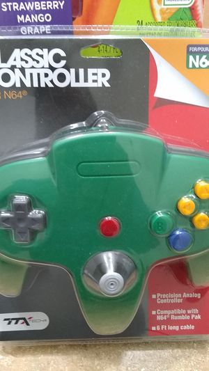 NINTENDO 64 CONTROL!!! for Sale in Long Beach, CA