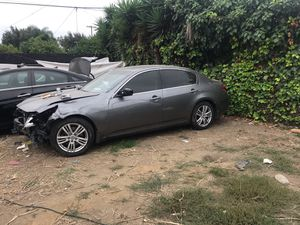 2011 Infiniti G37 parts only for Sale in Los Angeles, CA