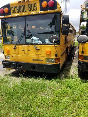 School Bus for sale! for Sale in Hialeah, FL