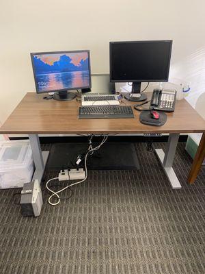 Motorized adjustable desks for Sale in Denver, CO