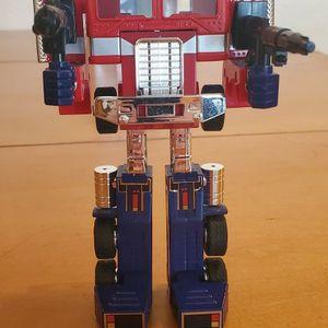 Transformers Optimus Prime G1 Reissue for Sale in Garden Grove, CA