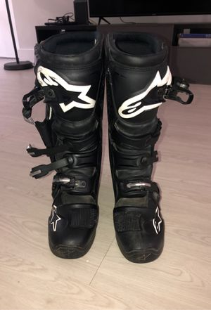 Alpinestars Tech 5 Boots size 11 for Sale in Doral, FL