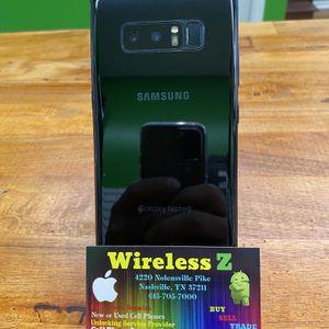 Samsung note 8 factory unlocked T-Mobile,cricket,metro pcs,straight talk,att,Verizon,sprint,boost Factory unlocked for Sale in Nashville, TN