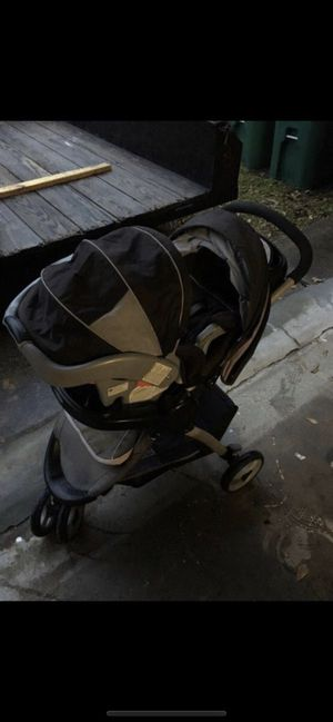 Stroller and car seat for Sale in Conroe, TX