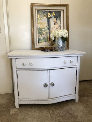 Shabby Chic Cabinet for Sale in Placentia, CA
