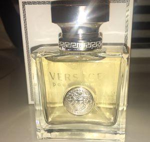 Versace Pour Femme Eau de Parfum Fragrance for Women 1.7oz $38 PRICE FIRM for Sale in McKinney, TX