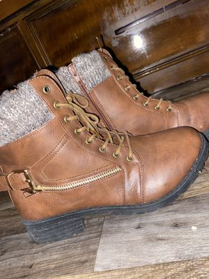 Winter Combat Boots for Sale in Thornton, CO
