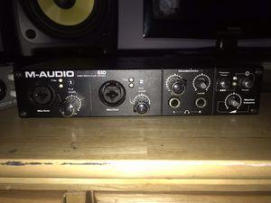 Audio interface (profire 610) for Sale in Alexandria, VA