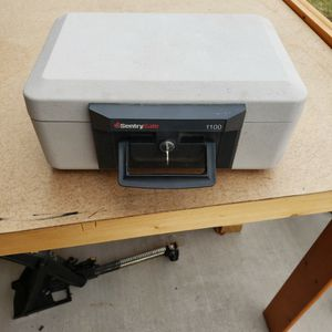 Small Document Safe for Sale in Las Vegas, NV