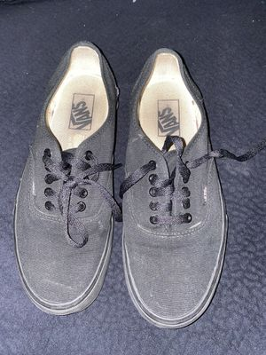 Vans classic black for Sale in South Gate, CA