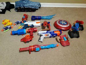Nerf guns for Sale in Abilene, TX