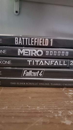 Xbox One Games for Sale in Lexington, KY