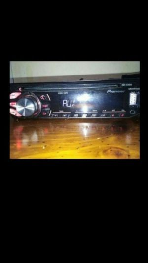 Pioneer DEH-X2600UI Usb and auxliary for Sale in Indianapolis, IN